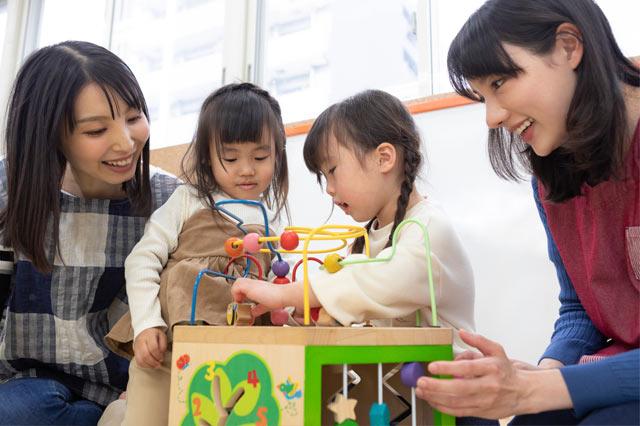 保育士と幼稚園教諭の違いって何ですか?