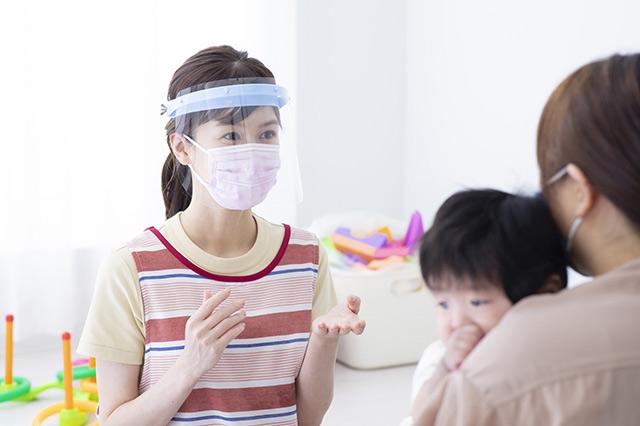 保育士の感染対策
