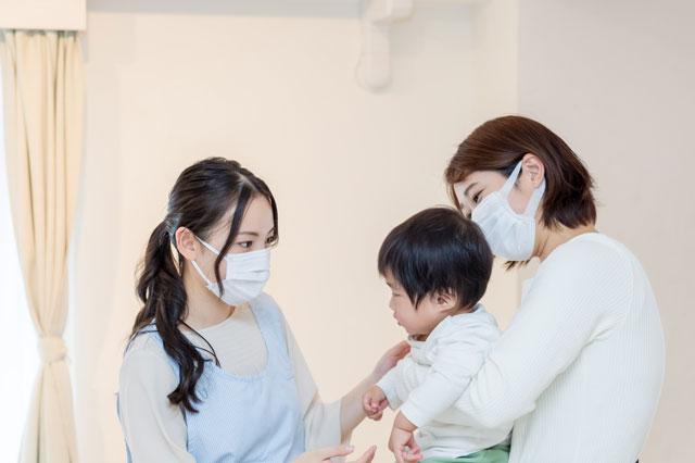 保育士の必需品~布マスクの話~