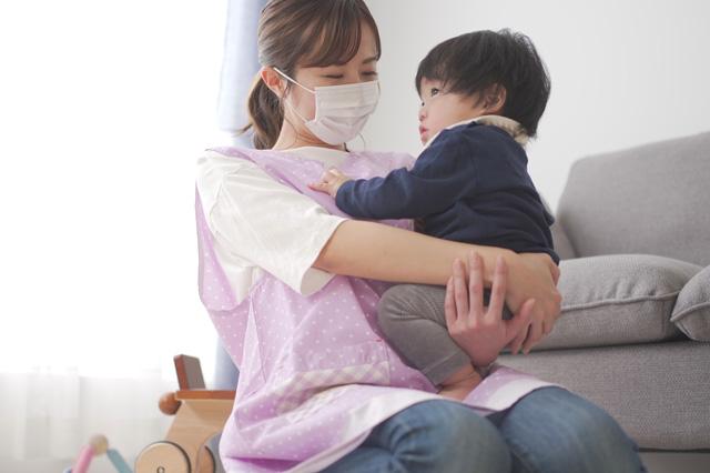 保育士の必需品マスク